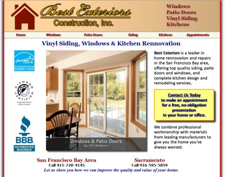 Best Exteriors Website