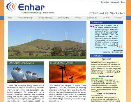 Energy Website